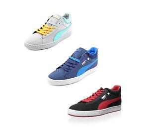 Puma Men's Stepper Classic Hyper 90S Mid Top Lace Up Shoes Sneakers, 3 Colors