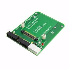 "50PIN 1.8"" Micro Drive to 3.5"" 40pin IDE 1.8 Adapter for Toshiba Hard Disk Drive"