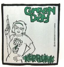 GREEN DAY ( kerplunk )   OFFICIAL WOVEN  PATCH