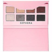 SEPHORA Collection The Romantic 8-Eyeshadow Palette Travel Compact Eye Shadow