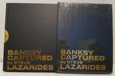 Banksy, Steve Lazarides - Banksy Captured [Deluxe Black Limited Edition] - 2020