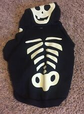 NWT Spooky Village SKELETON PET / DOG HALLOWEEN COSTUME - Medium (13 Inches)