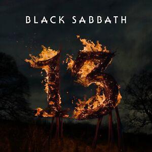 Black Sabbath - 13 - 2 LPs - Limited Orange Vinyl - original verpackt - Neu