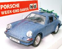 """POLISTIL 1:25 S70 PORSCHE 911 """"WEEKEND DAVOS"""" - MINT & BOXED 40 - YEARS OLD! L2"""