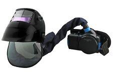 PR01 Airfed Auto Darkening Solar Powered Welding Helmet