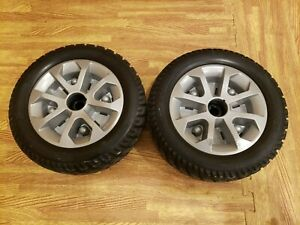 Golden Technologies Compass Sport GP605 Drive Wheels Flat Free Tires 260X85