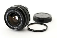 【N Mint】OLYMPUS OM-SYSTEM G.ZUIKO AUTO-W 35mm f/2.8 Wide Angle from Japan #314