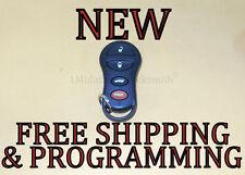 NEW CHRYSLER DODGE JEEP KEYLESS REMOTE FOB PHOB TRANSMITTER GQ43VT17T 04602260