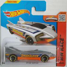 Hot Wheels - Speed Slayer silbergrau/orange Neu/OVP