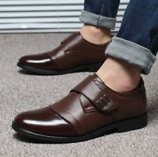 Mens Ankle Boots Loafers Oxfords Formal Leather Breathable business Casual Shoes