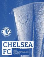 UEFA Europa League Final Programme - Chelsea Winners Edition - 29 May 2019