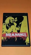 Sid and & Nancy Criterion Collection DVD Sex Pistols Gary Oldman Alex Cox 1986