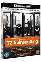 T2 Trainspotting (4K Ultra HD + Blu-ray + Digital HD) [UHD] Movie Gift Idea