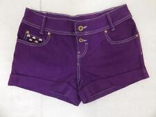 Markenlose Damen-Shorts & -Bermudas im Hotpant aus Baumwollmischung