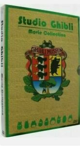 Studio Ghibli DVD 17-Movie Collection (Deluxe Edition) Brand New
