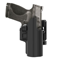 IPSC Holster for Glock MP H&K S&W Beretta APX CZ P09 Sig Sauer P320 SD XD 9mm