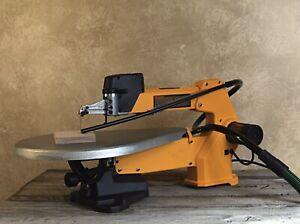 SCROLLNADO Dust collection for the scroll saw (Dewalt DW 788, Delta 40-690)