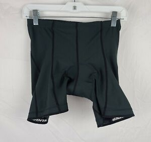 Sugoi Women's Black Padded Cycling Shorts sz M