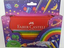 Faber-Castell Classic Colour Sketch Set 16 Colour 1 Graphite 1 Sharpener