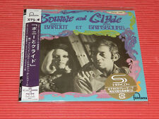 2018 BRIGITTE BARDOT SERGE GAINSBOURG Bonnie And Clyde  JAPAN MINI LP SHM CD