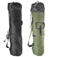 Portable Fishing Bags Large Capacity Fishing Rod Tackle Carry Storage Case Tools