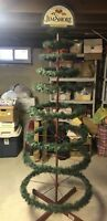 Jim Shore Christmas Ornament Store Display Tree 2009