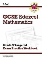 New GCSE Maths Edexcel Grade 8-9 Targeted Exam Practice Workbook (includes Answe