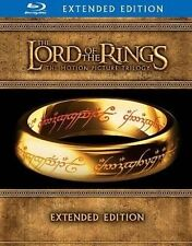 Lord of The Rings Trilogy 0794043151293 With Ian McKellen Blu-ray Region a