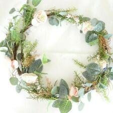 Martha Stewart Collection Spring Artificial Floral Garland, EASTER, msrp $75