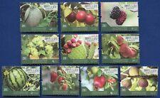 Jordanien Jordan 2017 Früchte Äpfel Erdbeeren Weintrauben Kaktus Postfrisch MNH