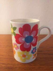 Cath Kidston Flower Floral Mug By Queens