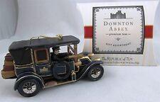 DOWNTON ABBEY car ornament & tea sampler Christmas Kurt Adler GIFT SET