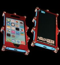 iPhone 4/4S Red/Flat Black BEADLOCK Aluminum Case Off-road Motocross ATV UTV