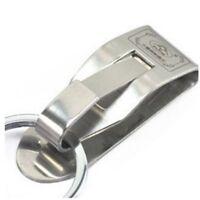 RIMEI silver belt hook clip only split ring key ring key ring S2R4 G3B5