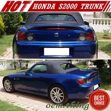 Painted AP1 AP2 Honda S2000 Trunk Spoiler Wing ABS #B66P Monte Carlo Blue Pearl