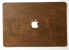 "Macbook Wood Cover Pro 13"" Early 2013 - Early 2013 by WOODWE Walnut Skin Case"