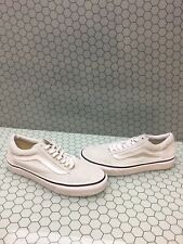 VANS Old Skool Mint Canvas/Suede Lace Up Skate Shoes Men's Size 7.5  Women's 9
