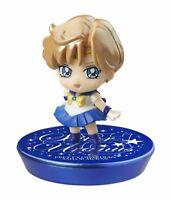 Sailor Uranio Sailor Moon Petit Chara Land Pretty Soldier Trading Figura 6 cm