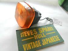HONDA MB50 FRONT L/H WINKER LAMP ,33450-166-612 ,GENUINE ,NOS .STANLEY .