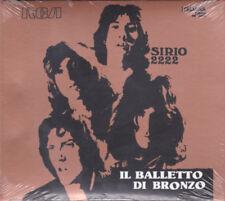 Il balletto di bronzo: SIRIO 2222 (1970); from Italy; comes in Digipak Nuovo
