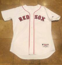 David Ortiz Majestic Authentic  Boston Red Sox Home Jersey Men 44