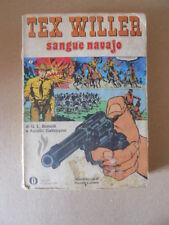 TEX WILLER Sangue Navajo Oscar Mondadori 1973 [G734E] Discreto