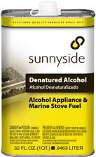 Sunnyside 83416 1 Quart Denatured Alcohol Solvent *No California Orders*
