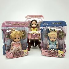 Disney Princess Baby Belle Cinderella Sleeping Beauty Royal Nursery Dolls