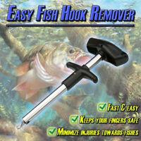 Fishing Hook Remover Extractor Big Size 17cm Saltwater Aluminum Fish Hook Tool