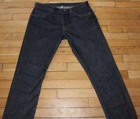CHEVIGNON  Jeans pour Homme  W 32 - L 34 Taille Fr 42  (Réf V024 )