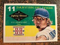 Yu Darvish Rangers 2013 Panini Hometown Heroes Defining Moments Insert #15