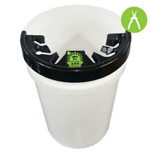 420 Brand DeBudder Bucket Lid Bucker Quickly Remove Pluck Buds Herb From Stems