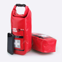 Emergency First Aid Kit Bag Waterproof Dry Bag for Outdoor Camping Hiking Travel
