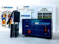 IonExchange Foot Bath Ion Ionic Foot Detox Spa Machine! Satisfaction Guaranteed!